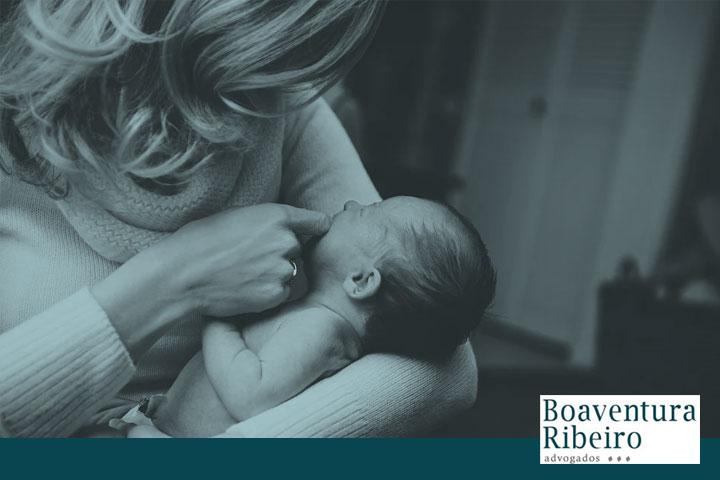 Diferença entre licença-maternidade e salário-maternidade